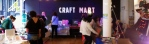 CRAFT MART. Temple Bar. Dublin.